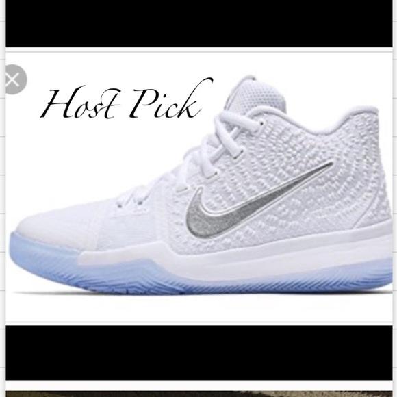 "hot sale online 45abe 50da7 Youth🏀Nike ""Kyrie 3"" sneakers 🏀. M 5b22fa4c3e0caa54a596486f"
